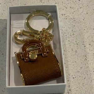 New Michael kors key holder